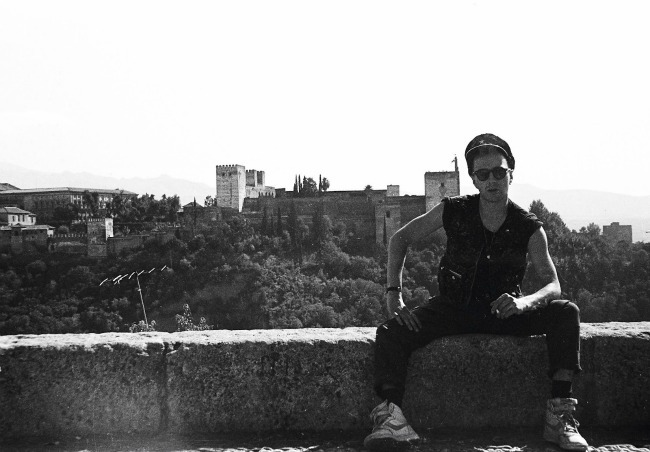 Joe Strummer in Granada, Spain According to many newspapers, the city will soon have a street named after Joe and The Clash
