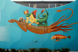 (via New Mural by WAONE in France | Wooster Collective)