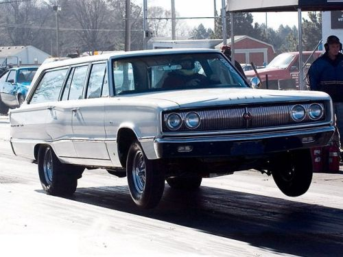 1967 Dodge Coronet wagon