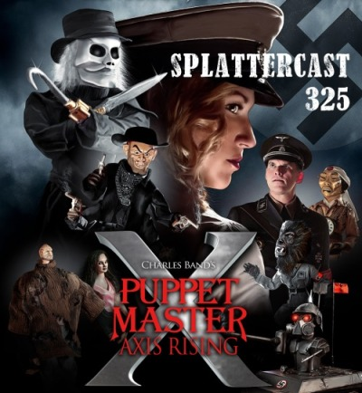 Download Now A very special ed Splattercast. We dive head first into a running commentary of Charles Band's puppet vs. nazis epic Puppet Master X: Axis Rising. The 2nd film in what will no doubt be a trilogy of amazing. Rent a copy from Amazon and watch along with us! Or, visit FullMoonDirect.com for all your Puppet needs. And don't forget to listen to Splattercast 101, a marathon of 9 Puppet Master movies! Be sure to subscribe to the Splattercast, Round Table, and Explodey Files on our RSS feed! Find us on Twitter and Facebook.