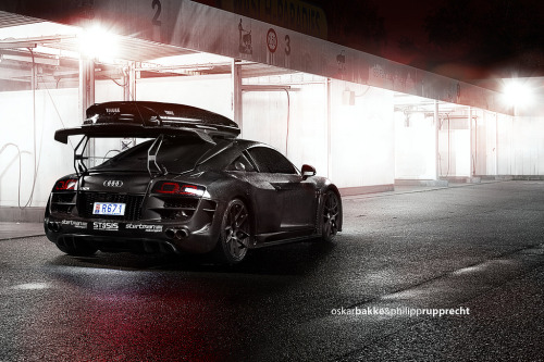 Audi R8 by Jon Olsson (by philipprupprecht)