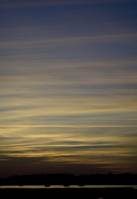 painted sky on Flickr.
