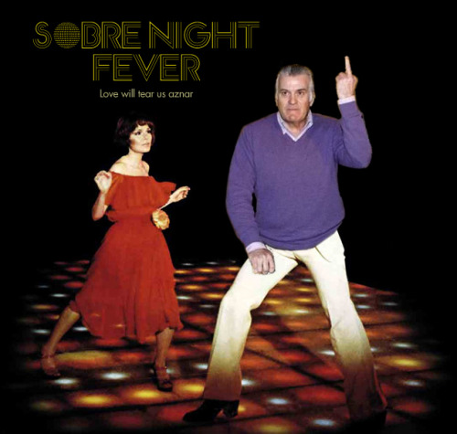 lovewilltearusaznar:  Sobre Night Fever