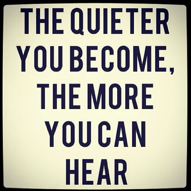 #regram @ipmofficial #inpursuitofmagic #truth time to get quiet.  (at Brooklyn)