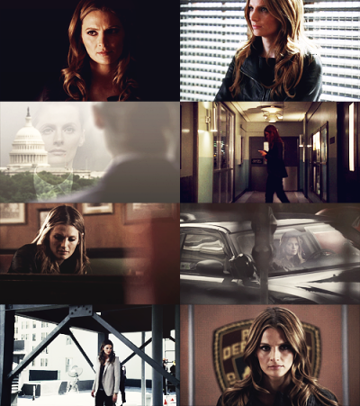Castle, this isn't about you. This is about me, this is about my life.