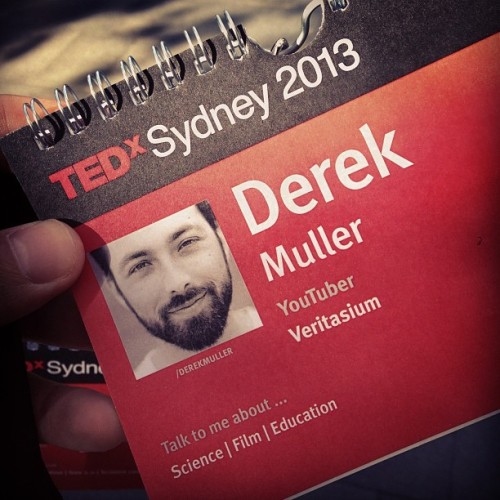 TEDx tomorrow