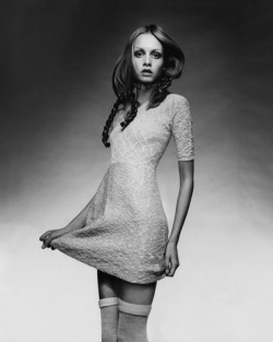 our-little-crazy-world:  Twiggy