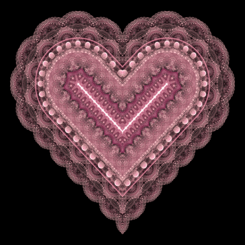 Fractal Heart by ~haywain (Wægen)       (fh522b) Available from DeviantART as high resolution (5000x5000px) download for free, or for purchase as print (prints, cards, mugs and more).