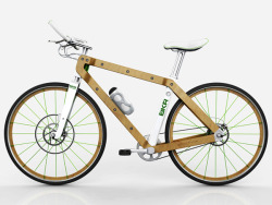 (via BKR Concept Bicycle by Pietro Russomanno » Yanko Design)