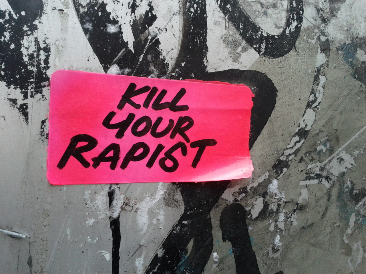 juliearr:  Found near an electrical box in Toronto. 2012