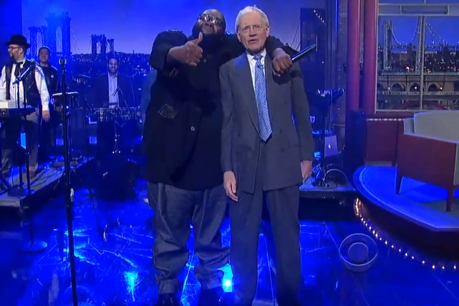 Killer Mike & David Letterman