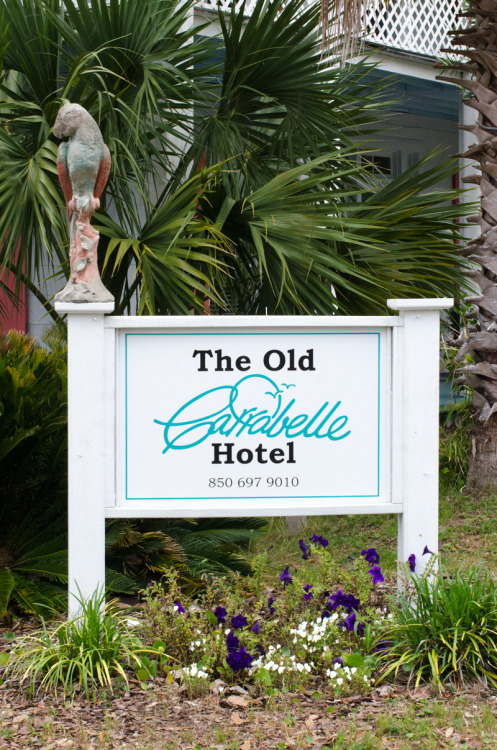 "Stayed here while visiting ""The Forgotten Coast"". The Old Carrabelle Hotel, Florida"
