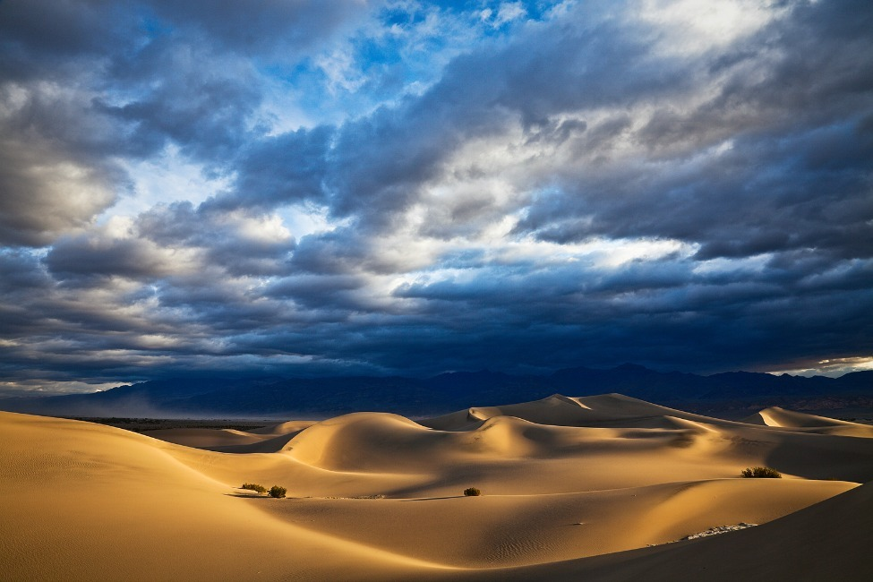 Photo of the Day: Mesquite Flat Sand Dunes, Death Valley National Park Photo by Greg Clure (Newbury Park, CA); Death Valley National Park, California