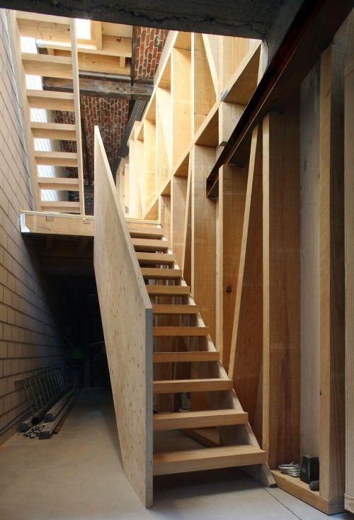 Diseño de escaleras #62