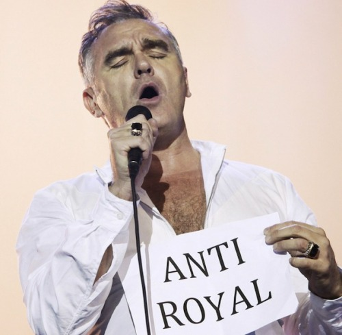 The hits keep on coming: Morrissey rips McCartney