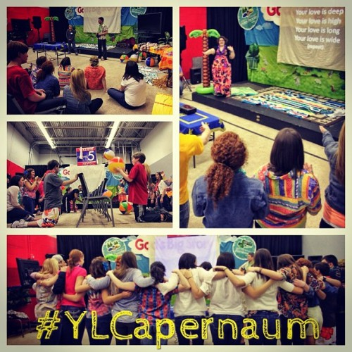 Our 2nd ever Capernaum Club in the Western Reserve Area! @YoungLifeLeader #YoungLife #Capernaum God's work and experiencing His work cannot be described in mere words. These are the coolest kids I have ever met.