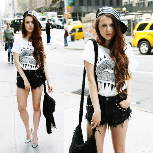 lookbookdotnu:  NYC (by KayKay Blaisdell)