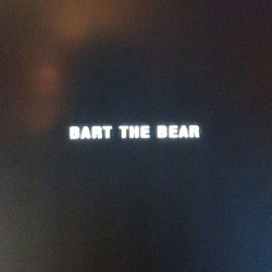 Was in this weeks episode of Game of Thrones. 🐻 #bartthebear #gameofthrones