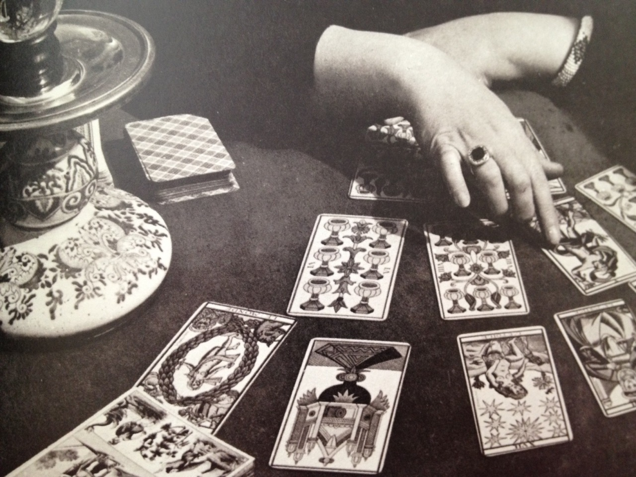 In the Cards via The Secret Paris of the 1930s