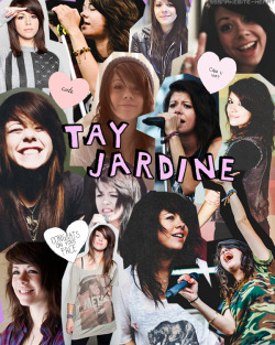sssnakebite-heart:  for the anon who requested it ~ Tay Jardine
