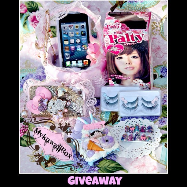mykawaiibox:  MykawaiiBox Fans, we've got an EXCITING giveaway!