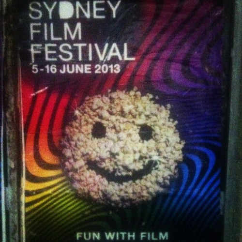 Sydney Film Festival. Fun with film. (at Sydney, Australia )