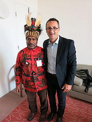 West Papuan Independence leader to visit VanuatuBy Glenda Shing West Papuan tribal leader and international lobbyist for the independence of West P…View Post