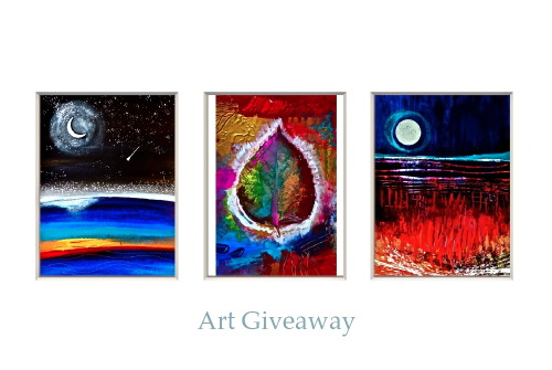 lifeof-ty:  My first art giveaway on this blog! I will choose a random reblog of this postin one week! The winner can choose any of the prints in the photo. It will come matted & hand-signed! :D