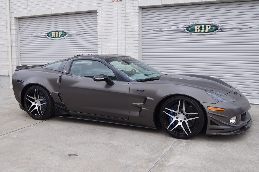 crappycrispycrackers:  Chevrolet Corvette ZR1 by RK Design