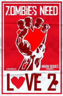 florencio:  (vía Warm Bodies Movie Poster #10 - Internet Movie Poster Awards Gallery)  non so, mi sa che sarà una cagata, però intanto promemoria.