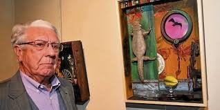 Paul Duchein a french assemblage artist whose work is mystical and truly inspiring.  I would like to find out more about him. He was born in 1930 ……