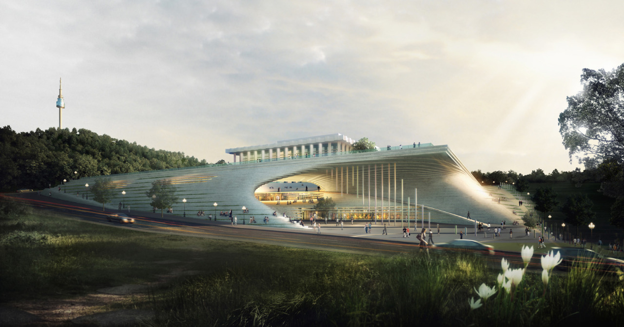 #ARCHITECTURE #RENDERINGS South Korea | Performing Arts Studio of the National Theatre of Korea | Archiplan Mastering Autodesk Viz Render 2006: A Resource For Autodesk Architecural Desktop Users 9 new from $47.96 16 used from $8.72 SOURCE | 12.05.2013 | 14.11 High resolution renderings (showcase) http://www.skyscrapercity.com/showthread.php?t=1141539