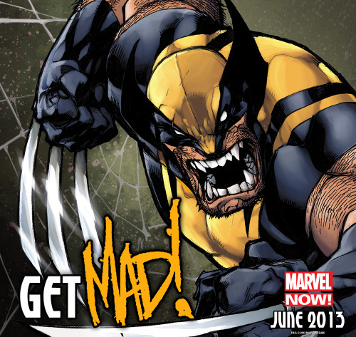 agentmlovestacos:  Marvel NOW! gets MAD! June 2013.