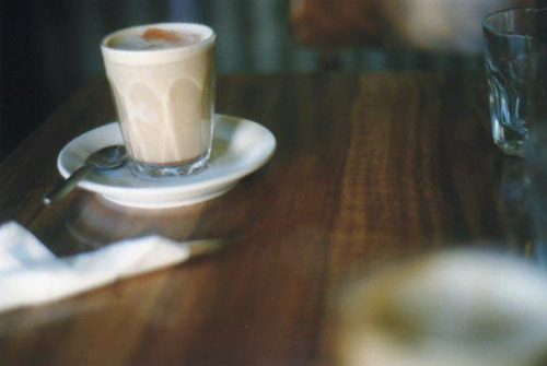imqossible:  chai latte on Flickr.