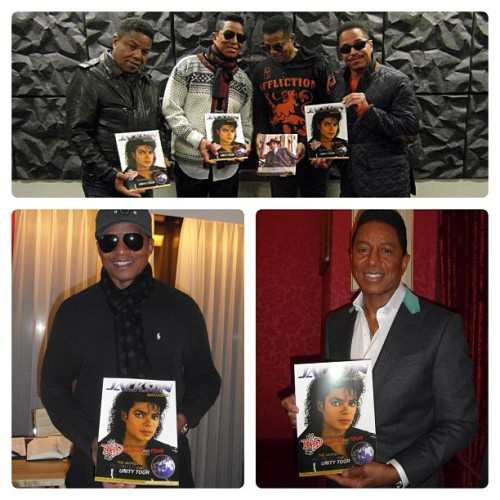 Get your Jackson Magazine with @jacksons exclusives and interviews at jackson-source.com! #jacksons #jackiejackson #titojackson #jermainejackson #marlonjackson #marlonjackson #3T #austinbrown
