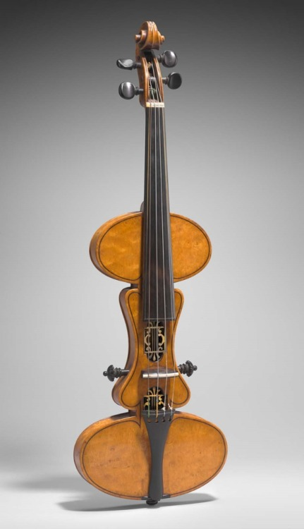 violin musical instruments Charles F. Albert music 19th century