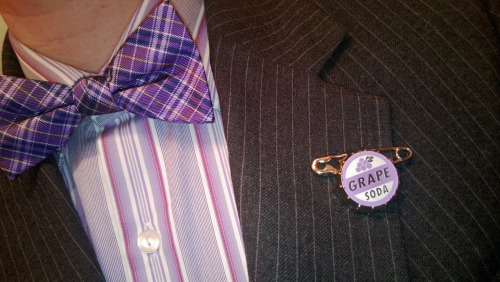 Dapper Day Clothes take two. This time with the Ellie Badge.