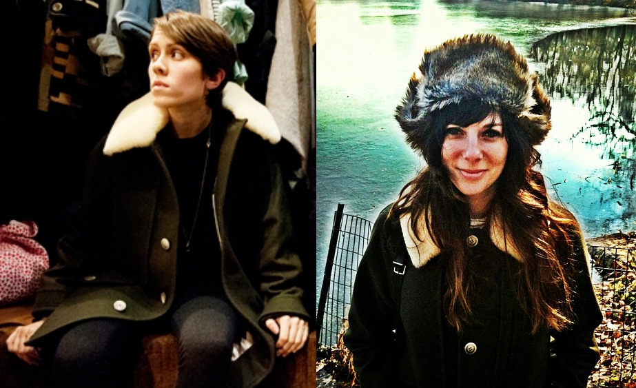 Sara Quin And Stacey Reader