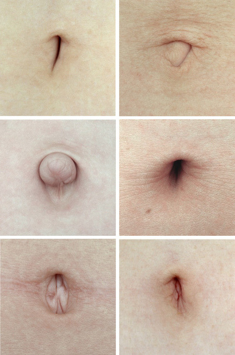 gobiass:  Belly buttons are so weird. It's your physical connection to your mother