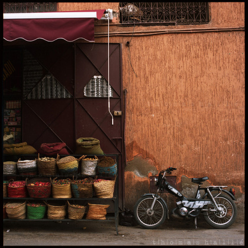 Marrakesh on Flickr.Via Flickr: Marrakesh, Morroco November 2012