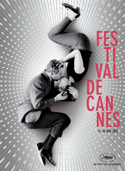 To grace the poster for its 66th edition, the Festival de Cannes has chosen a couple who embody the spirit of cinema like no other: Joanne Woodward and Paul Newman, photographed during the shooting of the aptly named A New Kind of Love, by Melville Shavelson (1963).  For the Festival it is a chance both to pay tribute to the memory of Paul Newman, who passed away in 2008, and to mark its undying admiration for Joanne Woodward, his wife and most favoured co-star.  They were honoured at the Festival de Cannes in 1958 – the year of their marriage – with the selection In Competition of Martin Ritt's The Long Hot Summer, the first film in which they appeared together. The links between their story and that of the Festival continued with a series of films directed by Newman, who cast Woodward in unforgettable roles in The Effect of the Gamma Rays on Man-in-the-Moon Marigolds (Competition – 1973) and The Glass Menagerie (Competition – 1987). The poster evokes a luminous and tender image of the modern couple, intertwined in perfect balance at the heart of the dizzying whirlwind that is love. The vision of these two lovers caught in a vertiginous embrace, oblivious of the world around them, invites us to experience cinema with all the passion of an everlasting desire. — Cannes 2013