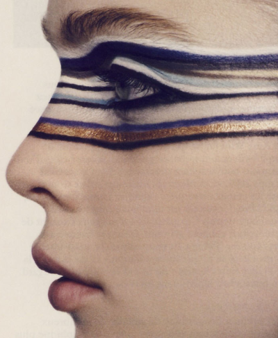 mikekinsella:  Optical Line for Vogue Paris S/S 2007