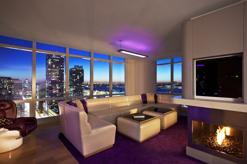 yotel hotel new york city  ny  usa ideally luxury
