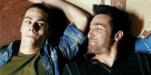 diaryofcrazybitch:  sterek spam