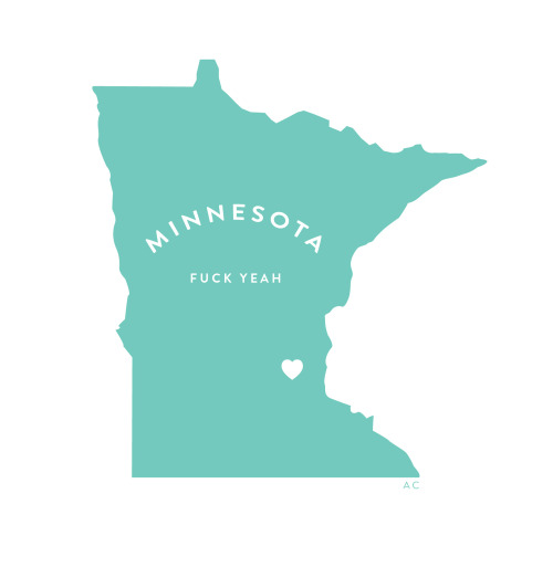 Minnesota proud.