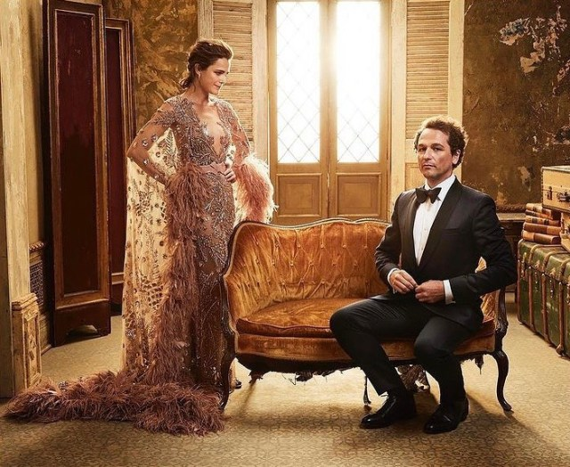 Keri Russell and Matthew Rhys  2021 Emmy Portrait #keri russell#matthew rhys#emmys 2021 #mom and dad