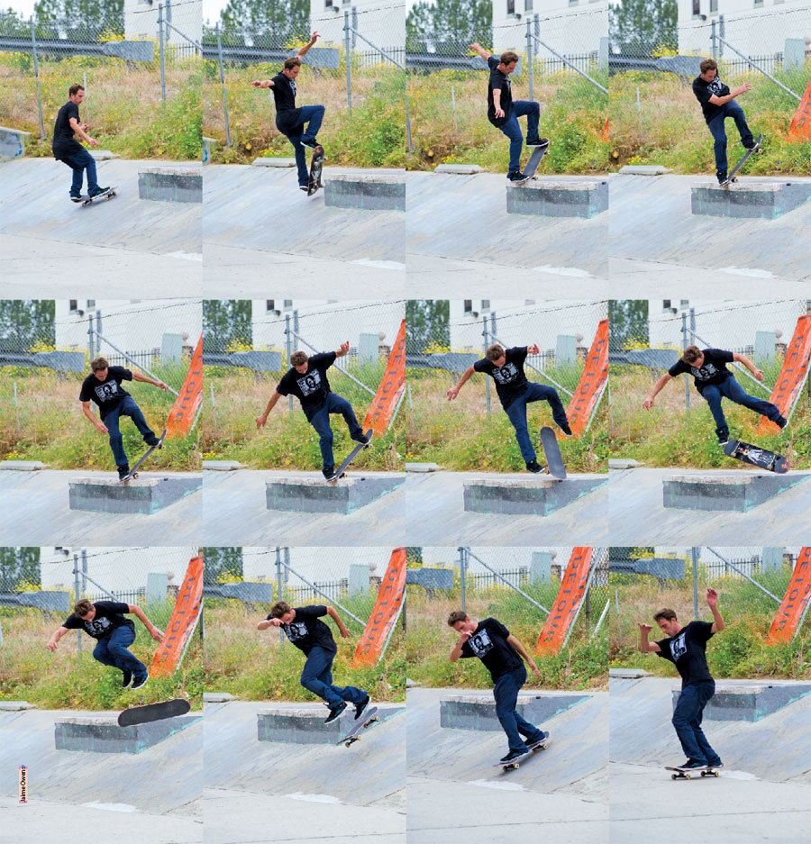 comfortingly-mocking:  Guy Mariano - Switch noseblunt slide, lazer flip out   What the shit.
