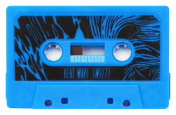 "Heat Wave ""Sweets"" / Tape Body Print / 2013http://onibabarecords.com/album/sweets"