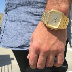Blog Post on the New #Nixon big player will be up tomorrow at TicTimeTrends.com