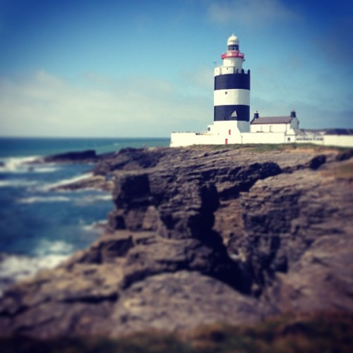 at Hook Head Lighthouse